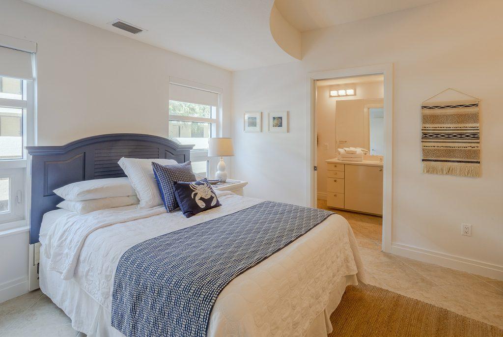Third bedroom. Comfortable, Clean, Cozy. Restful